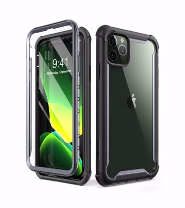 Picture of i-Blason i-Blason Ares Full Body Case with Screen Protector for iPhone 11 Pro in Black