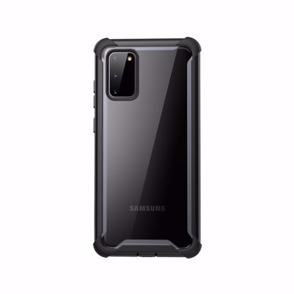 Picture of i-Blason i-Blason Ares Full Body Case for Samsung Galaxy S20 with Screen Protector in Black