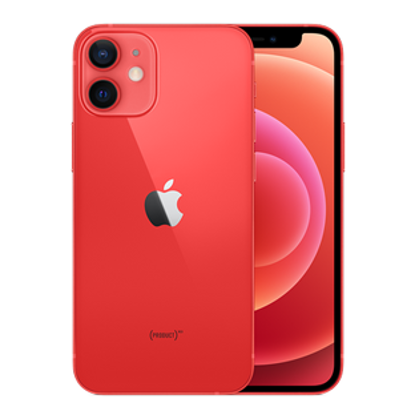 Picture of Apple iPhone 12 64GB (PRODUCT)RED (MGJ73B)